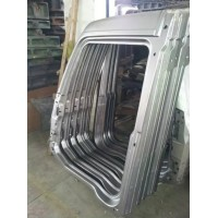 豪沃A7,豪沃T7门框总成,立柱总成。门框外皮。立柱外皮/