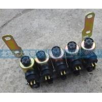 1320836600001电磁气阀组件(五联)