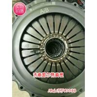 供应斯太尔豪沃配件  430拉式小孔离合器压盘