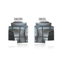 陕汽德龙X3000挡泥板内衬DZ14251230015-16