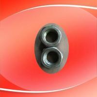 供应重汽发动机配件ZQ361B16六角螺母