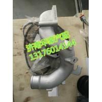重汽MAN曼发动机配件 重汽T5G发动机进气管