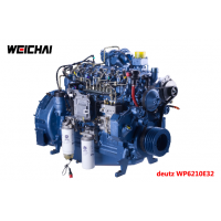 deutz WP6210E32Engine assembly