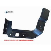 陕汽德龙驾驶室DZ14251110072 前面罩锁右安装支架