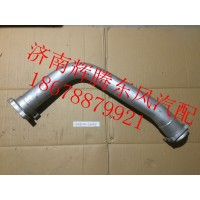 东风天龙天锦大力神消声器进气管1203020-K4000
