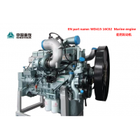 WD514.16C02 船用发动机Beplay2 重汽杭发