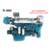 斯太尔WD415系列船用发动机Engine assembly