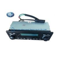 7901010-510一汽解放驾驶电器室收音机