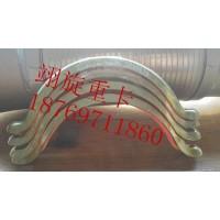排气管卡箍DZ9112540001【离合器分泵】
