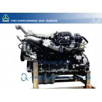 CNRJ MAN发动机Engine assembly