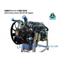 D12.34-40    Forward  国四发动机  Engine assembly