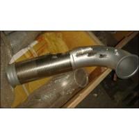 重汽天然气排气管WG9725541154