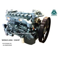 WD615.69A Engine assembly发动机