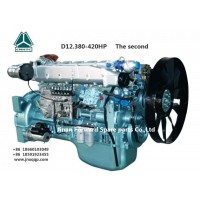 D12.38-42发动机Engine assembly