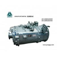 HW19710T100762变速箱transmission