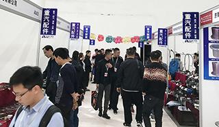 2018恒科重卡展团-武汉展会风采