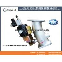 3523010-6K9解放J6F排气制动器brake
