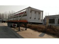 求购二手安瑞科6罐 二手CNG运输车 压缩天然气运输车