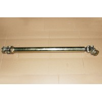 Steering telescopic shaft assembly