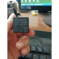 WG9719581022右控制模块总成继电器