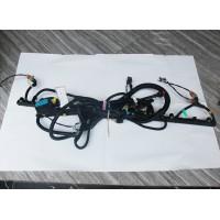 WP12发动机线束,带电控硅油风扇612640080061