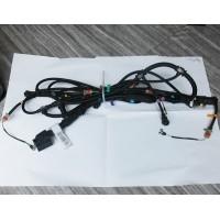 WP12发动机线束,带电控硅油风扇612600090905