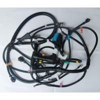 WP10发动机线束,带电磁硅油风扇612640080051