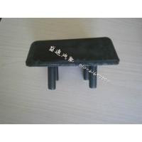 福田欧曼汽车配件 欧曼钢板限位块 欧曼方形胶墩胶块132512952014