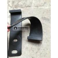 拉紧带 福田戴姆勒欧曼gtl原厂配件 欧曼h4挡泥板紧固带 胶皮垫带