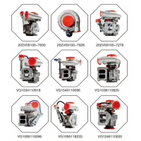 发动机配件 废气涡轮增压器