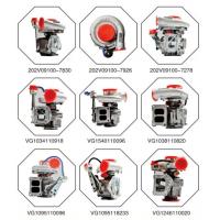 D12发动机配件 增压器