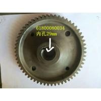 WD618喷油泵齿轮  61800080034
