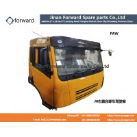 J6/J5P/FAW right set dumper cab assembly右置自卸车驾驶室J6
