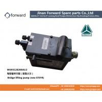 WG9312820045/2驾驶室举升泵Lifting pump (new STEYR)
