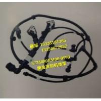 南京依维柯锡柴6DM/6DL系列柴油发动机线束