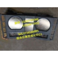 重汽天然气 组合仪表总成(CNG)