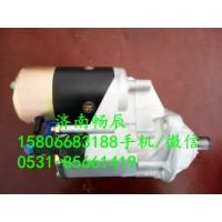 228000-6670小松S6D102起动机
