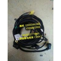 重汽豪瀚变速箱电线束(DIN)