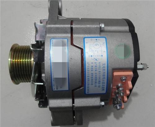 JFZ2503发电机上柴D6114发电机/JFZ2503发电机036903025