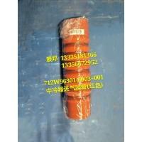 重汽汕德卡C7H 中冷器进气胶管(红色)