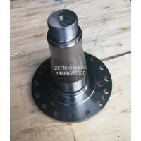 陕汽同力/通力转向节/支撑轴/转向节轴头DZ9112410154