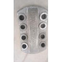 重汽豪沃10款后钢板盖板AZ9925520366