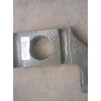 重汽豪沃70矿左右前簧压板  WG9925520037
