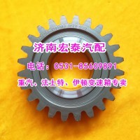 10JS160-1701083 倒档中间轮 惰轮 法士特小十档变速箱