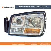 DZ96189722010  Left headlight assembly (DRL)