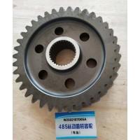 青岛解放485中桥从动圆柱齿轮W2502107D05A【专业生产齿轮】配套厂家