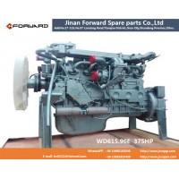 WD615.96E  375HP 发动机总成Engine assembly