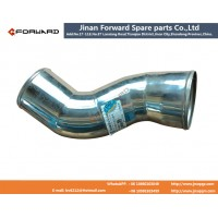 DZ9112531404  中冷器进气管Air inlet pipe 3 of the cooler