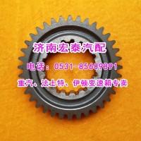 10JS90A-1701111二轴一档齿轮法士特十档箱