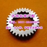 10JS90A-1701113二轴三档齿轮法士特小十档变速箱